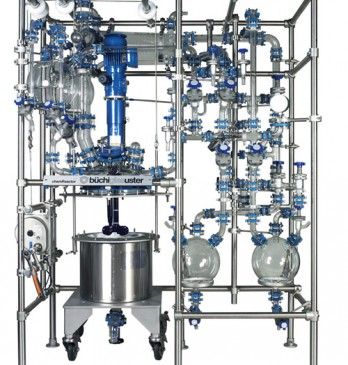 Scale Up and Pilot Plant Jacketed Vessels