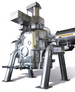 tilting pressure filter dryer