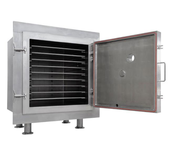Multispray Vacuum Tray Dryers