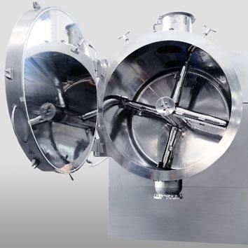 Cosmo Dry Horizontal Vacuum Dryer