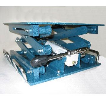 Foot-Operated-Hydraulic-Lab-Jack