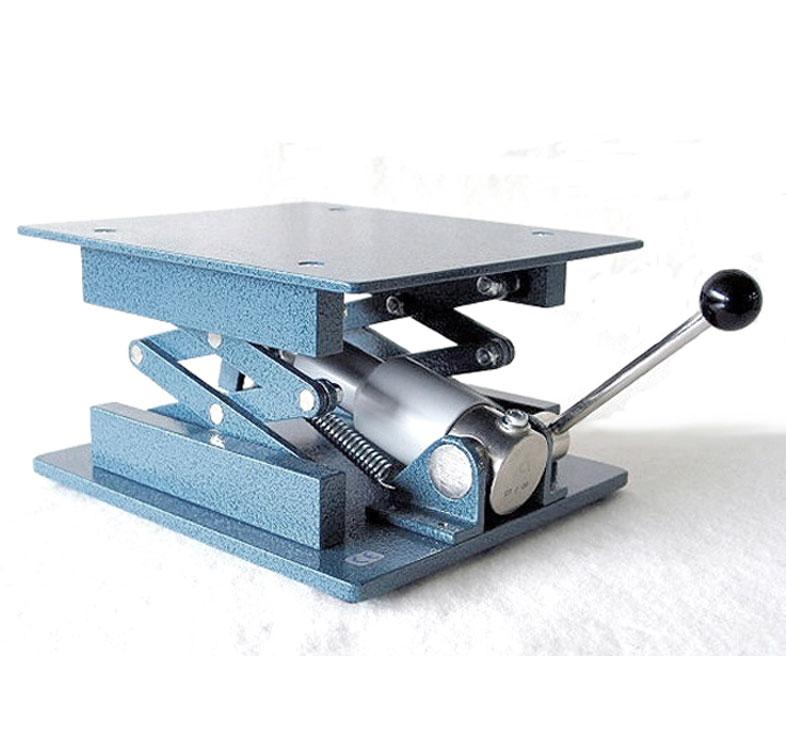 Hand-Operated-Hydraulic-Lab-Jack